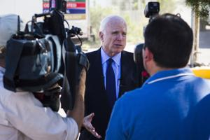 McCain remembered for help with ports of entry, sewer line