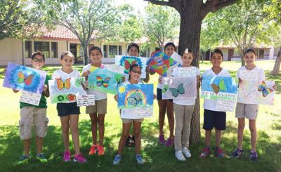 Coronado fifth-graders