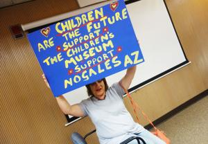 'Positive step forward' for children's museum