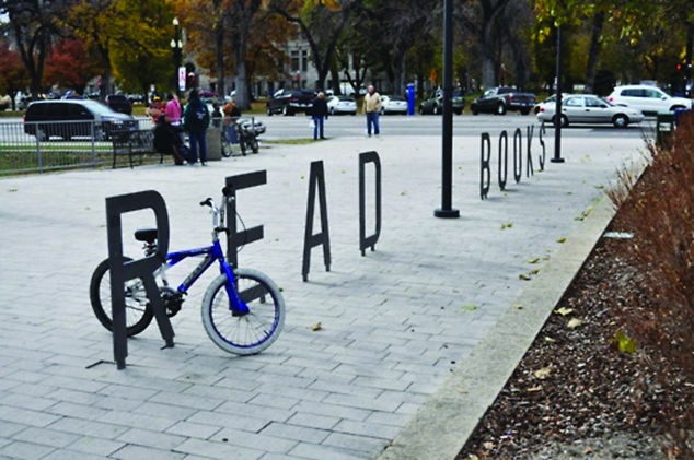 New Artistic Bike Racks May Be Coming To Council Bluffs