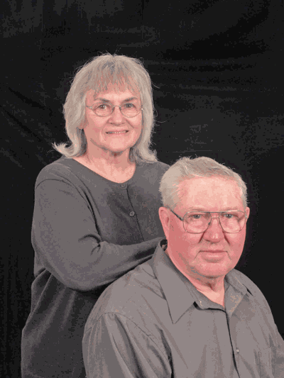 60th  Anniversary - Bill and Judy Vogt