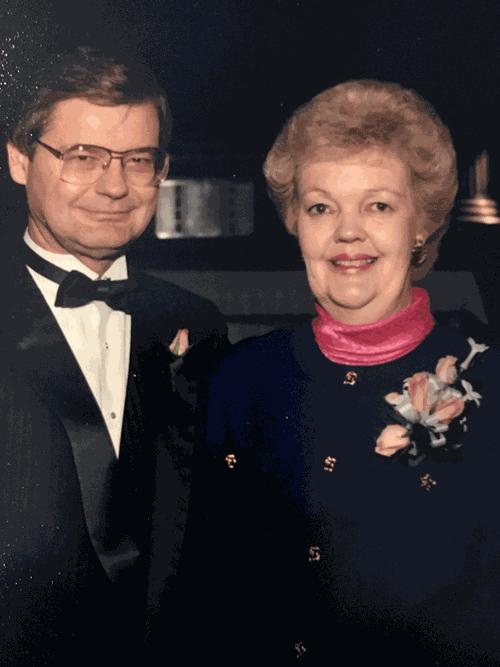 Dr. Robert and Barbara Jean Fryzek