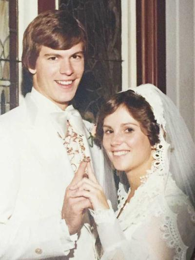 40th Anniversary: Kelly and Inez Summy