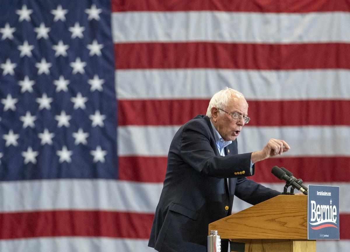 Bernie Sanders, Iowa Western Community College