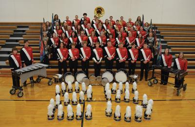 Band together: Treynor High School marching band celebrates 25 years