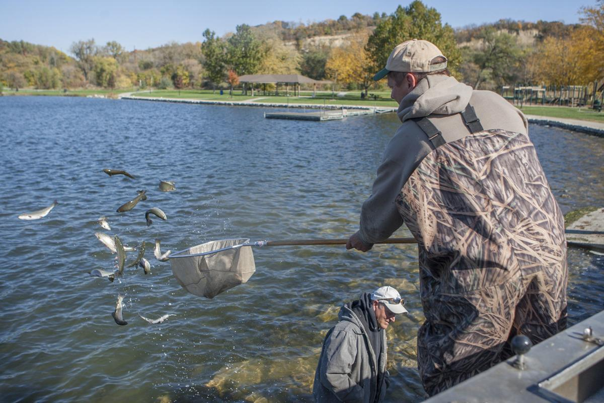 Fall trout stocking at Big Lake set for Oct  25 | Local News