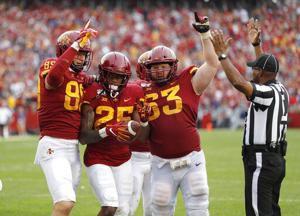 Iowa State seeking progress on offense with No. 19 Iowa next