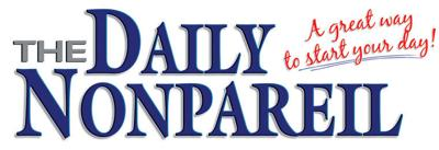 The Daily Nonpareil logo