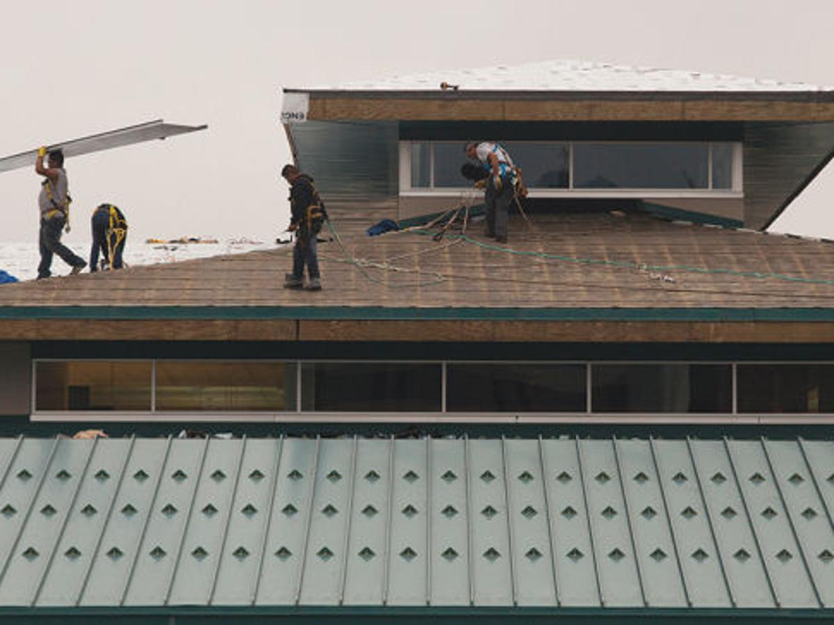 City Working On Roof Repairs Throughout Council Bluffs Local News Nonpareilonline Com