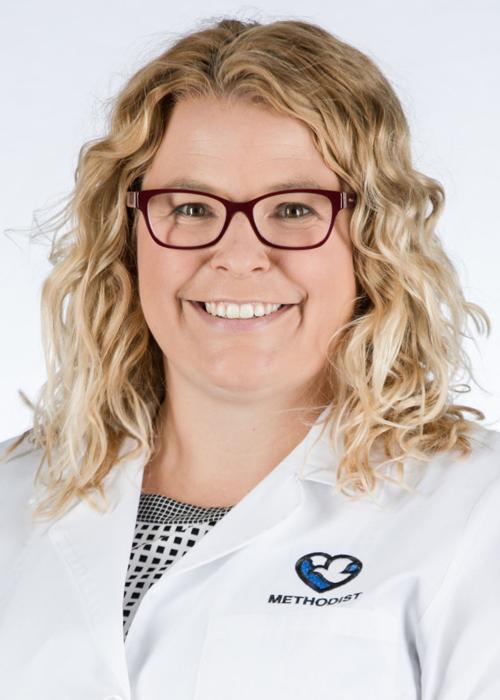 Midwife Desiree Hericks, CNM