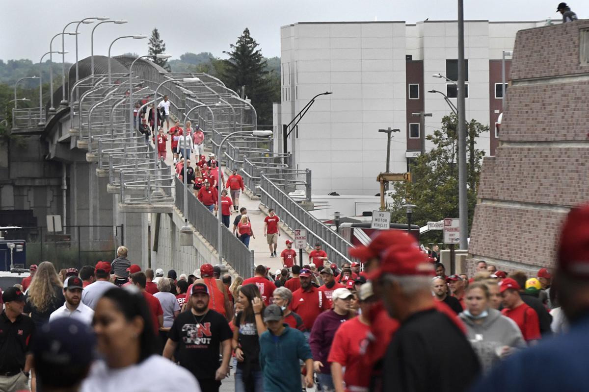 Fordham vs. Nebraska, 9.4