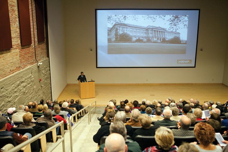 Marantz lecture