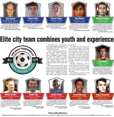 All-City Boys Soccer