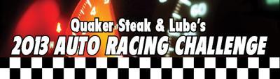 NASCAR Contest Logo