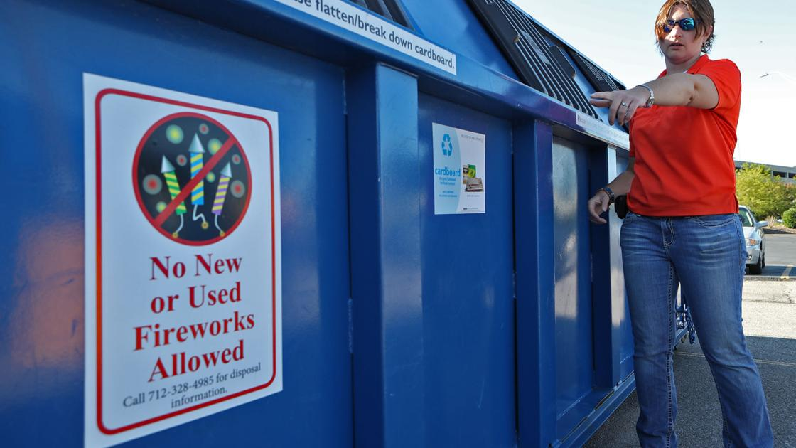 Council Bluffs Recycling Center reminds residents of helpful