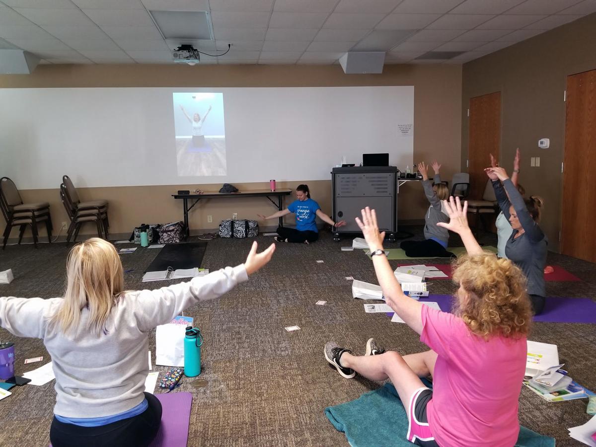 Teaher Yoga 3