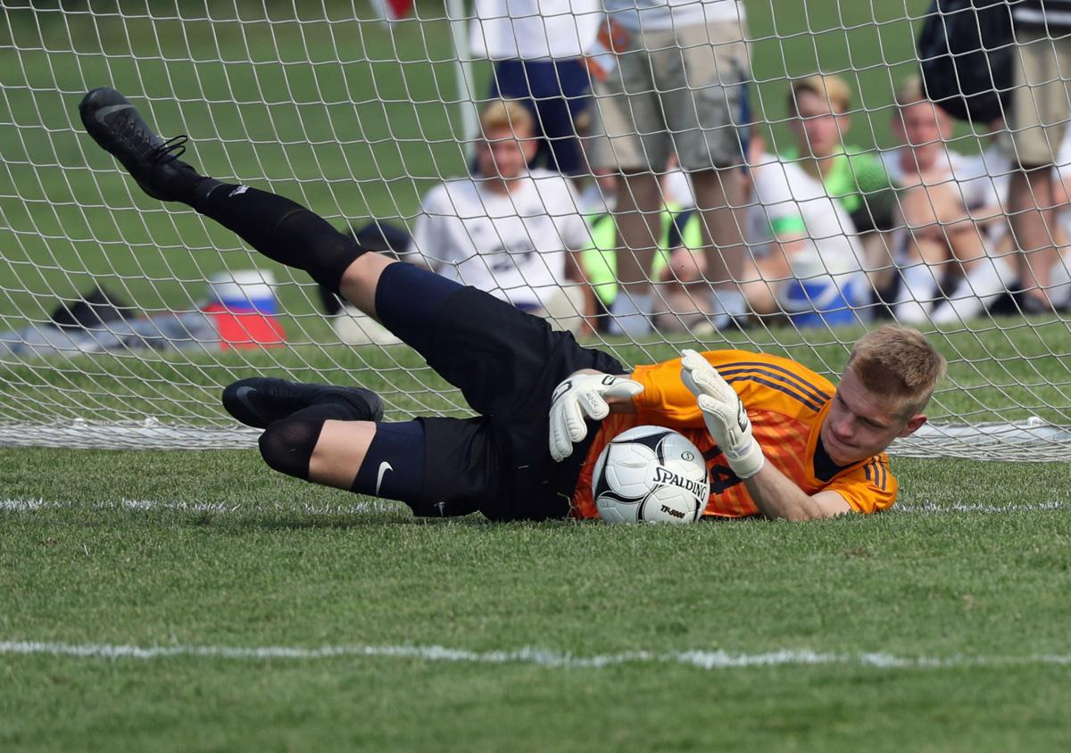 Lewis Central vs Storm Lake, 2A Boys State Soccer