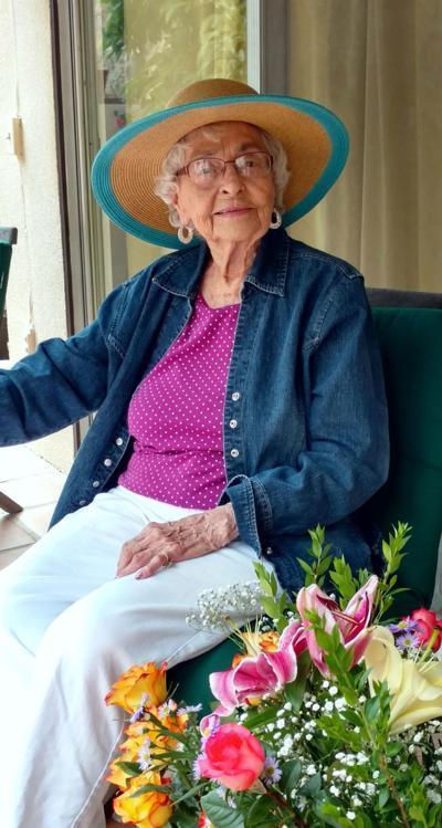 100th Birthday: LoRayne Shea VanWyk