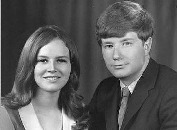 Lloyd and Debbie Marsh Then
