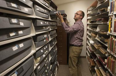 The digitizing age: Library newspaper archive project gets boost from Iowa West Foundation grant