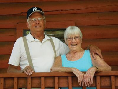 50th Anniversary: Mike and Sue Perry