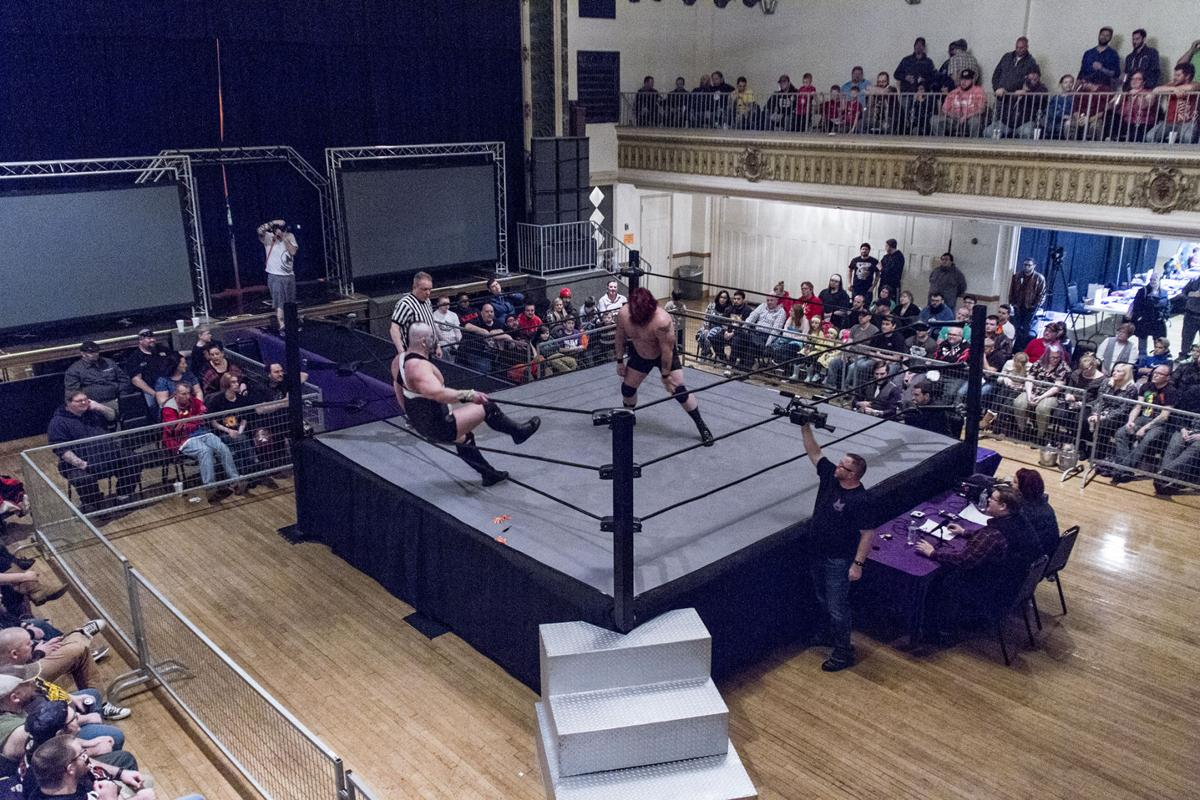 omaha professional wrestling emanates from council bluffs local