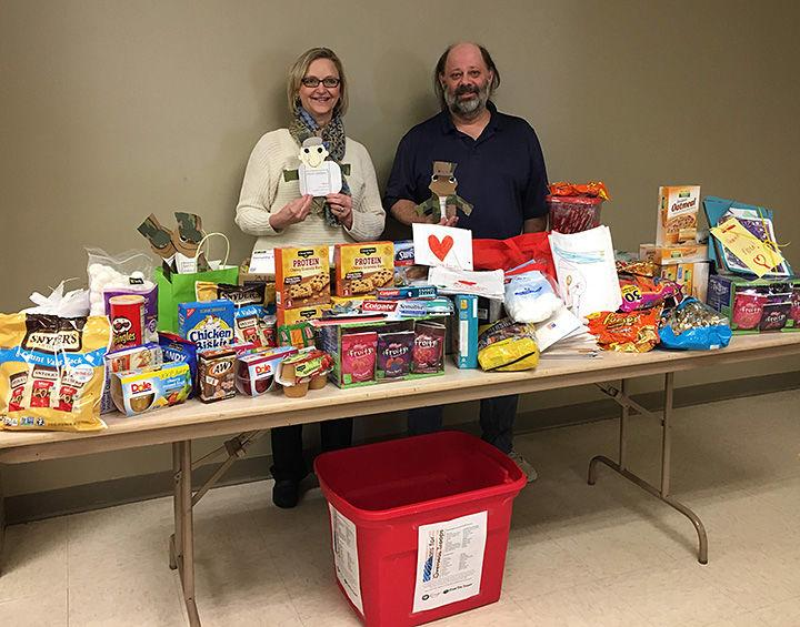 Seniors to collect items for U.S. troops overseas