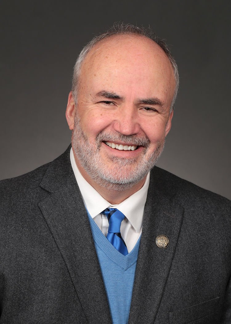 Sen. Jim Carlin, R-Sioux City