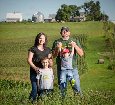 Minden farm mom to be honored state fair