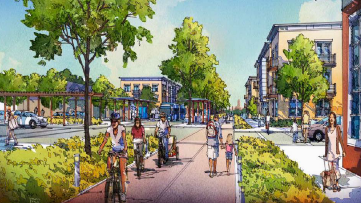 First Ave Rendering