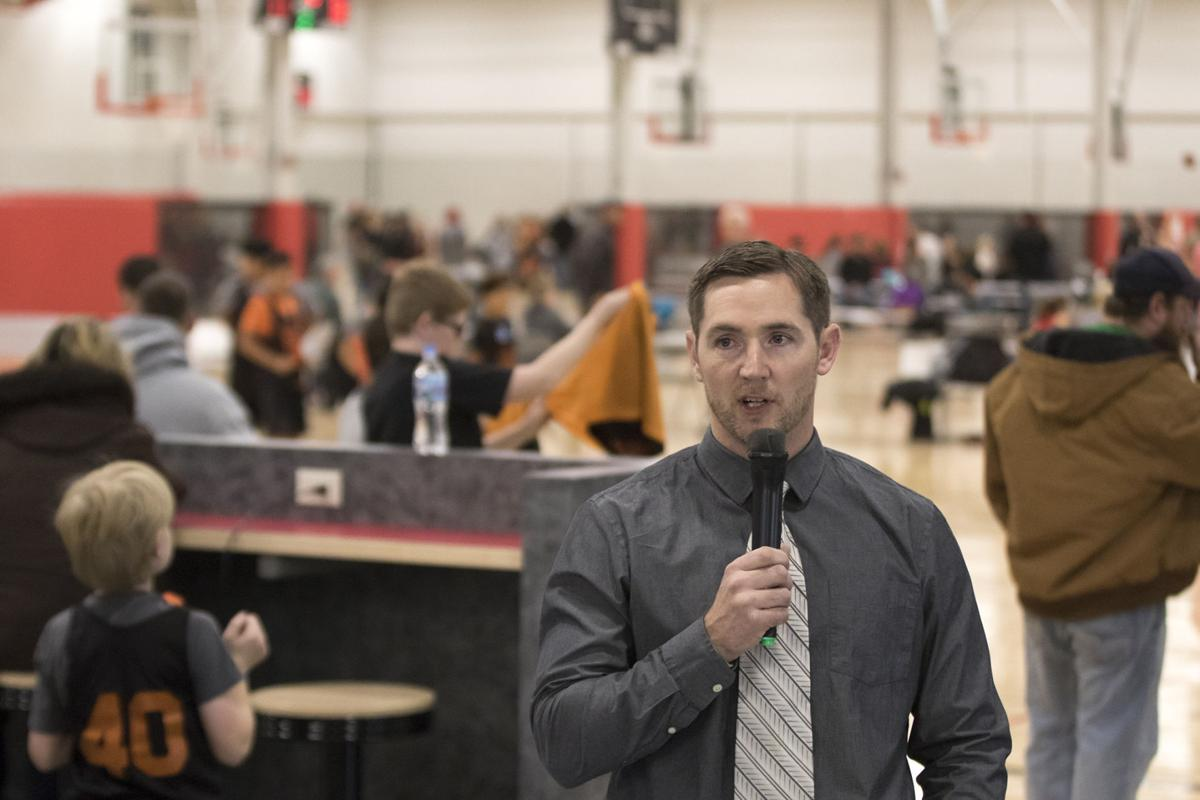 Iowa West Field House has the look of a winner, officials said.