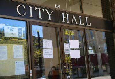 Mason City Hall