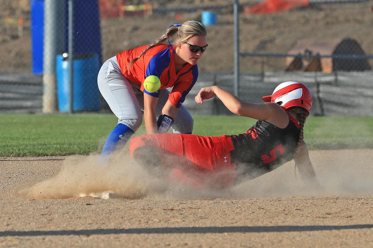Treynor softball