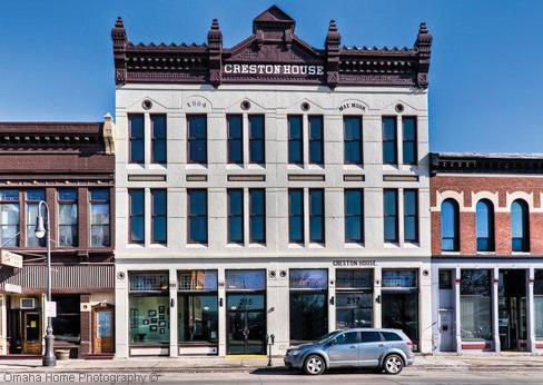 Historic homes tour set for dec 2 news for M m motors creston iowa