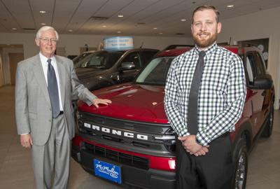 Family-owned McMullen Ford adapts business model to accommodate customers during pandemic