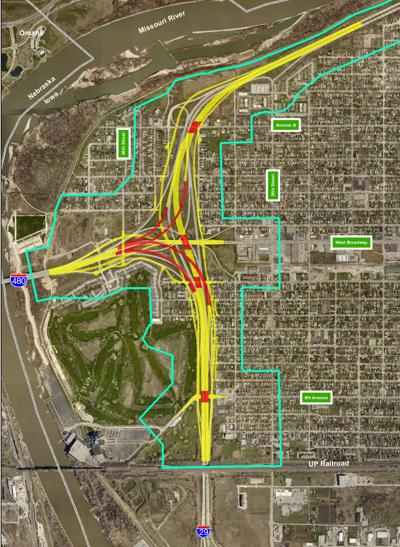 IDOT plans to demolish 34 homes as part of work on interstate
