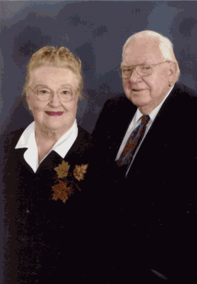89th and 90th Birthday:Roger and Jean Pentico
