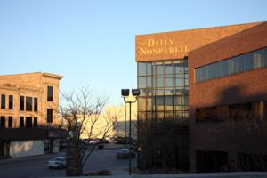The Daily Nonpareil Building 1