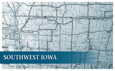 Southwest Iowa graphic