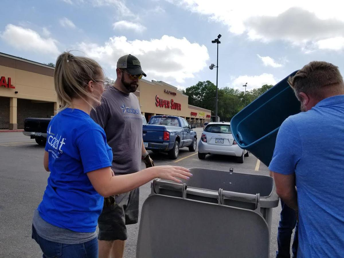 Free shred day and food drive protects identities, helps