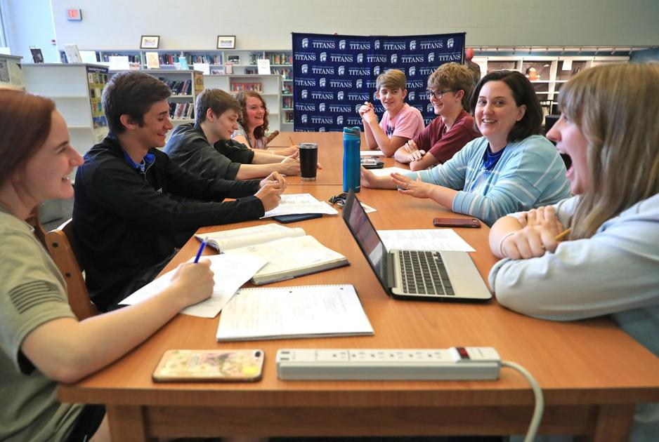 Lewis Central helps advanced students succeed