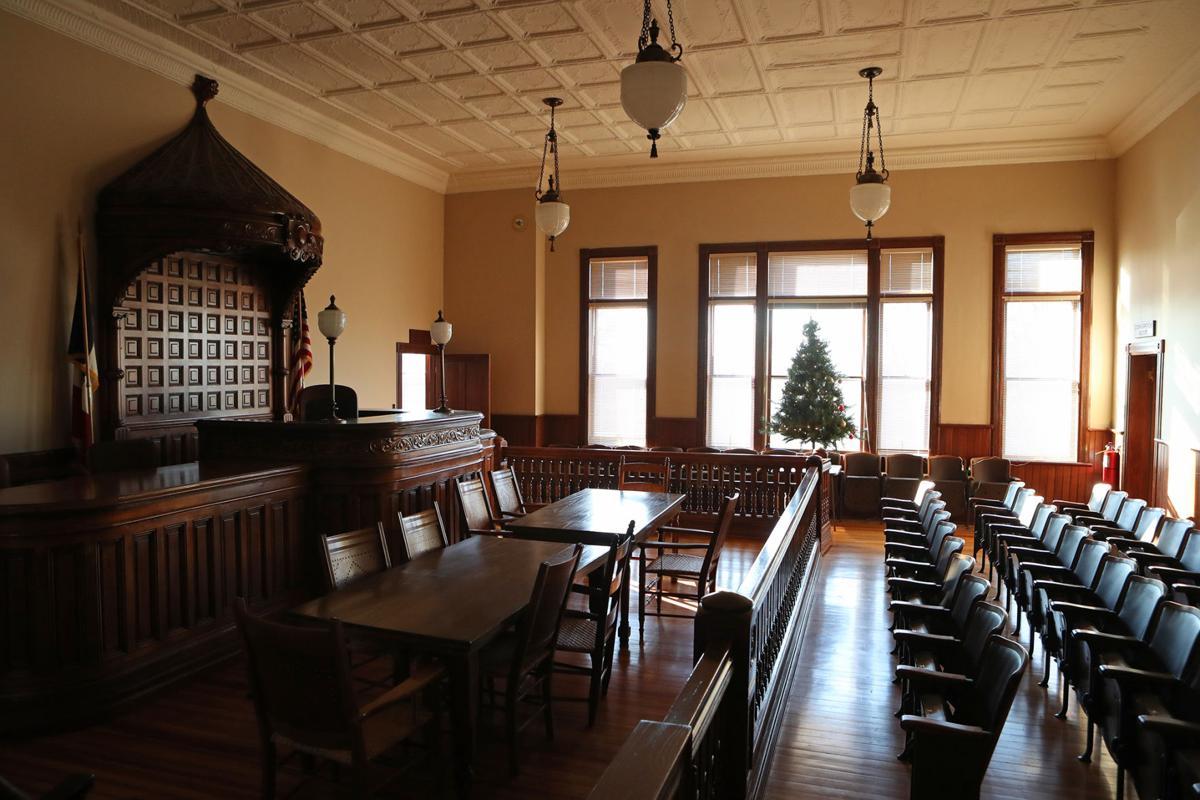 Avoca Courthouse relic of feisty era in Pottawattamie County