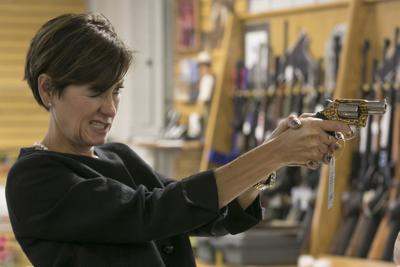 Iowa panel OKs bill ending need for permit to buy, carry gun