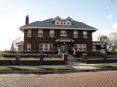 Fred R. Davis home