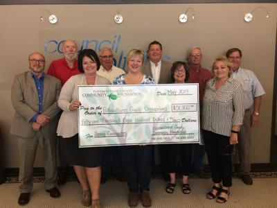 Pottawattamie County Community Foundation marks largest grant cycle
