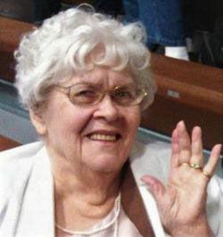 90th  Birthday: Leta Mae Evezic