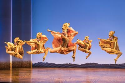 lionesses dance