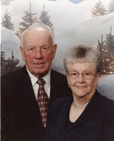 Donald and Gloria Burns