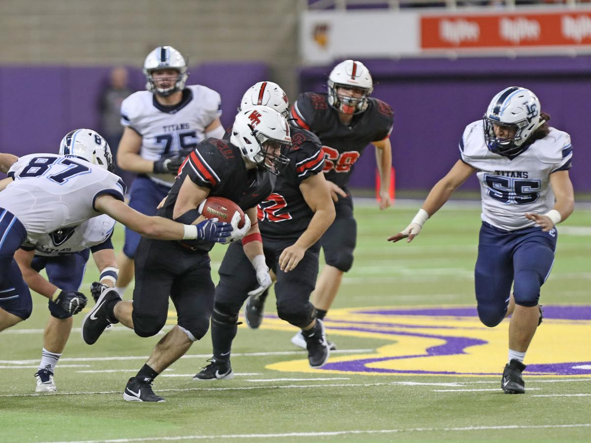 Lewis Central vs Western Dubuque- Epworth, Football