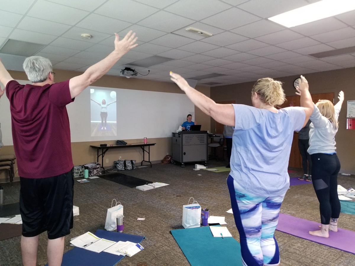 Teaher Yoga 2